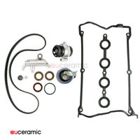 *For Audi A4 VW Passat 1.8T Turbo A//C+Pwr.Str//Alt Belt Tensioner W// Pulley Kit