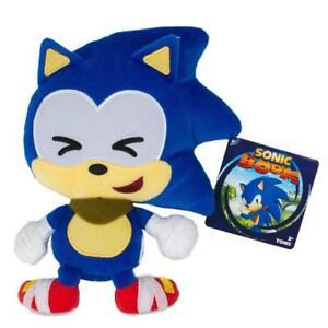 "Sonic Boom 8"" Emoji Small Plush Sonic - Laugh"