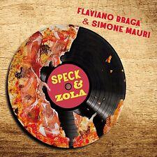 FLAVIANO BRAGA & SIMONE MAURI «Speck & Zola» Caligola 2222