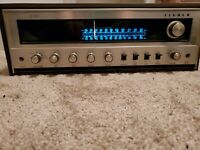 VINTAGE FISHER 295 AM FM STEREO RECEIVER