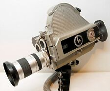 CAMERA PATHE WEBO DS8 BTL PROFESSIONAL REFLEX-Modèle DOUBLE SUPER 8 - S/8 mm
