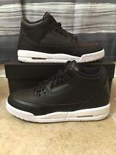 Nike Air Jordan 3 III GS Cyber Monday Black Youth Shoes Size 6.5 6.5Y Kids