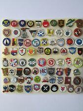 lotto 78 pins PREMIERSHIP FOOTBALL CLUB FC lot spille scottish scotland scozia