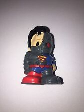 NEW SERIES 2 DC COMICS OOSHIES PENCIL TOPPERS CYBORG SUPERMAN