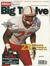 Athlon Sports Big Twelve 1998 Annual Volume 3