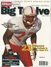 Athlon Sports Big Twelve 1998 Annual Volume 3