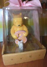 Disney Classic Winnie the Pooh Birthday Keepsake Cake Topper Figurine 3rd BD