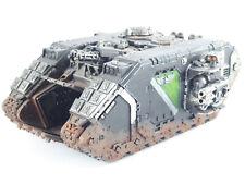 Land Raider der Space Marines / Warhammer 40k - bemalt -