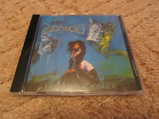 Zed Yago - From Over Yonder CD