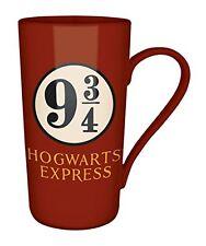 Harry Potter Mug - Platform 9 3/4 Hogwarts Express Latte Mug in Gift Box