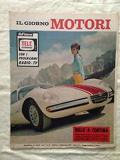 Il Giorno Motori n. 28 anno 5 - Giulia sport di Pininfarina