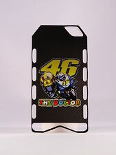 """1/12 VALENTINO ROSSI PIT BOARDS BANNER STAND BOX YAMAHA 2013 """"THE DOCTOR 46"""" NEW"""