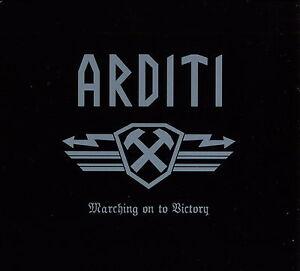 ARDITI - Marching On To Victory CD  Von Thronstahl Triarii Legionarii Toroidh