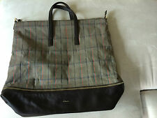 Paul Smith Prince of Wales Check TOTE BAG