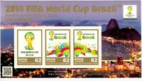 JAPAN GIAPPONE 2014 FIFA WORLD CUP BRAZIL MNH**-  FOOTBALL CALCIO COPPA MONDO $$