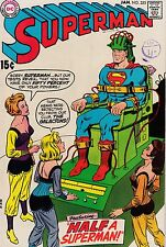 Superman #223 Vol 1 (1970) FN+/VFN-