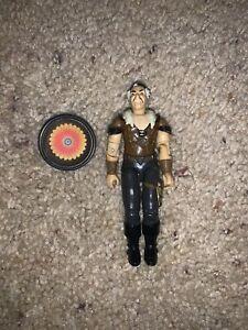 "1987 G.I. Joe CRYSTAL BALL Complete 3.75"" Figure Cobra Hypnotist Hasbro"