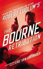 The Bourne Retribution -Jason Bourne series by Eric Van  Lustbader-MMP-XY-0005