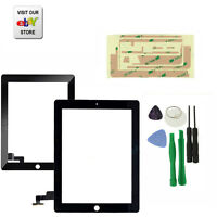 Replacement Touch Screen Glass Digitizer for Apple iPad 2 Black + Tools kit