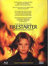 FIRESTARTER - Blu Ray & Dvd & Mediabook -