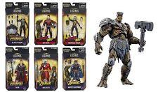 Marvel Legends Infinity War Avengers Set of 6 Cull Obsidian Wave 2 **IN STOCK**
