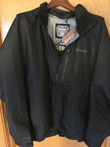 SIMMS Fishing Products Vapor Elite Jacket XXL Retails $449.95