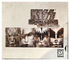 Kiss Psycho Circus The Nightmare Child for PC Brand New Sealed - Free U.S. Ship