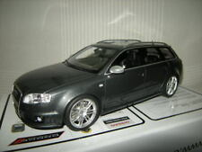 1:18 Otto Mobile Audi RS4 Avant Typ B7 grey Limited Edition 1 of 999 pcs. in OVP