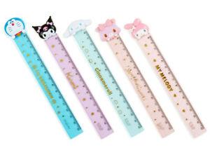 Japan Sanrio My Melody / Kuromi / My Melody / Mewkledreamy / Doraemon Ruler