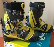 Skistiefel, Telemark Skischuhe, Scarpa TX Comp, Schale Gr. 260 MP -NEU-