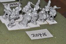 28mm flintloque fantasy undead OOP Ogre zombie line 10 (as photo){16}(20416)