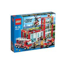 LEGO® CITY 60004 Feuerwehr-Hauptquartier - Sofortversand DHL