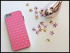 Coque Rigide Luxe rose Paillette strass Samsung Galaxy A5 telephone girly