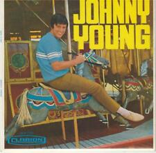 JOHNNY YOUNG (OZ ORG. EP '67) JOHNNY YOUNG - PASTE OVER SLEEVE - CLAARION - HTF