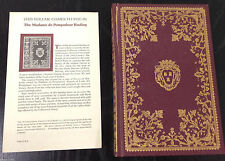 Madame Bovary Gustave Flaubert 1949 Joan Charles Illustrated Hardcover Book