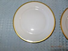 P.T. Bavaria Tirschenreuth Colonial Set of 6 Bread & Butter/Dessert Plates