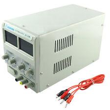 DAZHENG 30V 5A Variable DC Power Supply Digital Display Lab Grade PS-305D