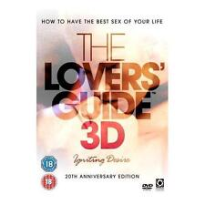 THE LOVERS GUIDE 3D - NEW / SEALED DVD