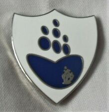 Blue Peter style 40th Anniversary enamel pin badge. Childrens, Kids TV,School