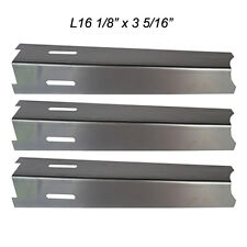 Perfect Flame Gas Grill Heat Plate Stainless Steel Heat Shield SPX2411-3pack