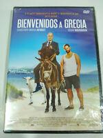 Benvenuti A Grecia Adam Bousdouk - DVD Regione 2 Spagnolo Tedesco