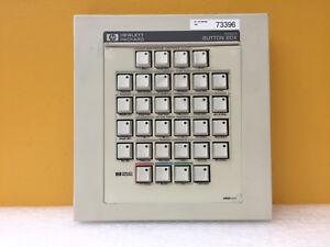 HP A4363A Button Box + RS-232 Interface