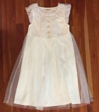 J.Crew Girls' Tutu du Monde magical fields dress Sz 10 $136 CURRENT ITEM