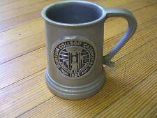 "Vintage Cazenovia College ""Siggillum Collegii Cazenoviae"" Mug with Crest"
