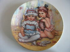 Collectors Plate - 'My Memories' - Mary Vickers
