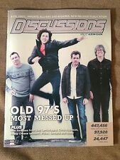 OLD 97's Pixies Chris Robinson Brotherhood Lindsey Stirling Discussions Magazine