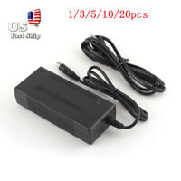 1/3/5/10/20pcs Battery Charger For Xiaomi M365/Ninebot Segway ES1/ES2/ES3/ES4 US