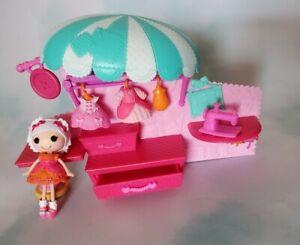 Lalaloopsy Minis Style N Swap Boutique Shop Suzette La Sweet Playset COMPLETE