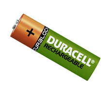 Duracell AA batteries Recharge Plus Ni-MH 1300 mAh HR6 DX1500 Blister Pack of 4