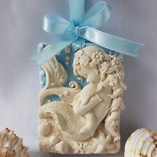 Aroma Stone, home decor, Wall plaque, Mermaid home decor - Baby Mermaid Jewel